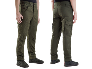 The Tempest - Explorer M1 rip-stop cargo pants. Olive