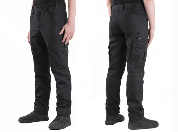 The Tempest - Explorer 2019 cargo pants. Black