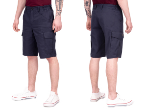 Tempest - Scout 2019 navy shorts