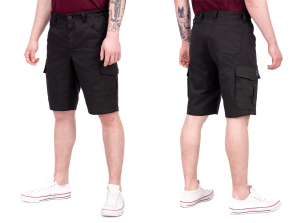 Tempest - Scout 2019 black shorts