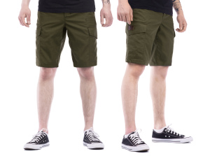 Tempest - Scout 2020 olive rip-stop cargo shorts