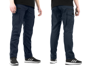 Tempest Explorer M2 cargo pants (blue, rip-stop) after 20.07.20