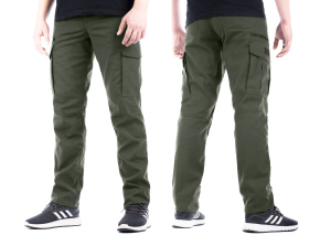 Tempest Explorer M2 cargo pants, green