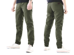 Tempest - Raider R3, jogger green pants