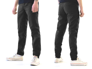 Tempest - Raider R3, jogger black pants