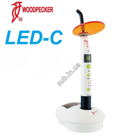 Фотополімерна лампа Woodpecker LED-C