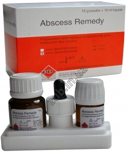 Абсцес Ремеди \ Abscess Remedy з дексаметазоном