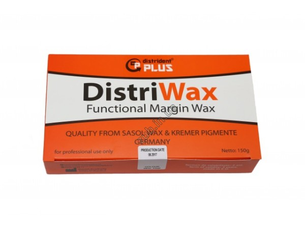 Воск окантовочный Functional Margin Wax Distrident Plus