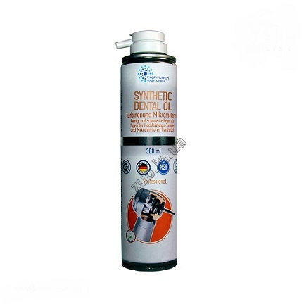 Масло-спрей HTA Synthetic Dental Ol 300 ml.