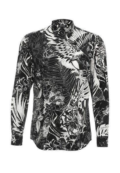 Сорочка Versace Jeans Wild(Black and White)