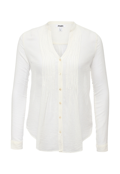 White Oodji blouse