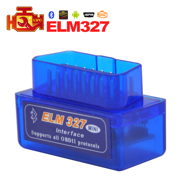 Bluetooth ELM327 OBD2 V2,1 - новий
