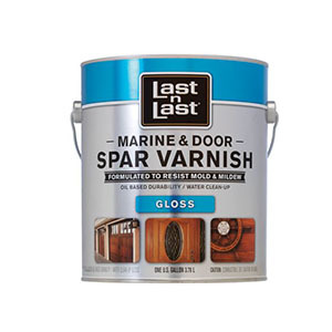 Яхтовий лак Marine & Door Spar varnish Oil (3,78 л.)