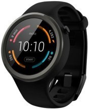 Moto 360 2nd Gen Sport Black