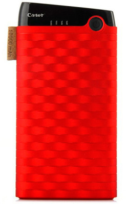 Cager 10000mAh red
