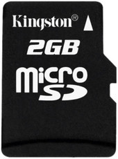 Kingston MicroSD 2GB Class 2