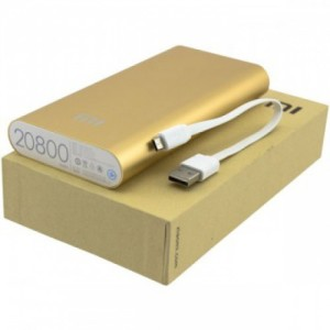 POWER BANK XIAOMI 20800MAH GOLD/SILVER /BLACK/PINK АКЦИЯ !!!