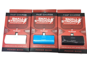 Power Bank small IP