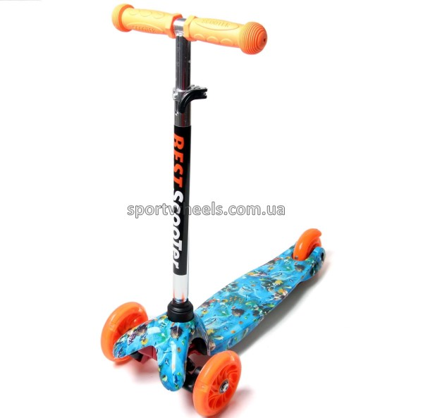 Самокат Best Scooter Mini Nemo