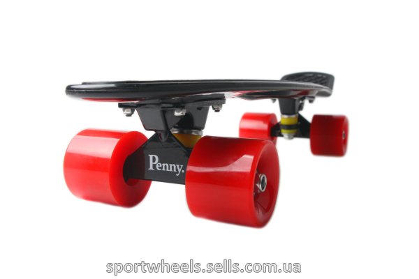 Penny Australia Red Wheels