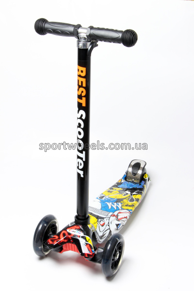 Самокат Best Scooter Maxi JOKER